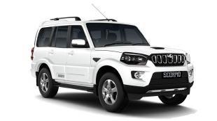 2014 Used Mahindra Scorpio SLE BS IV