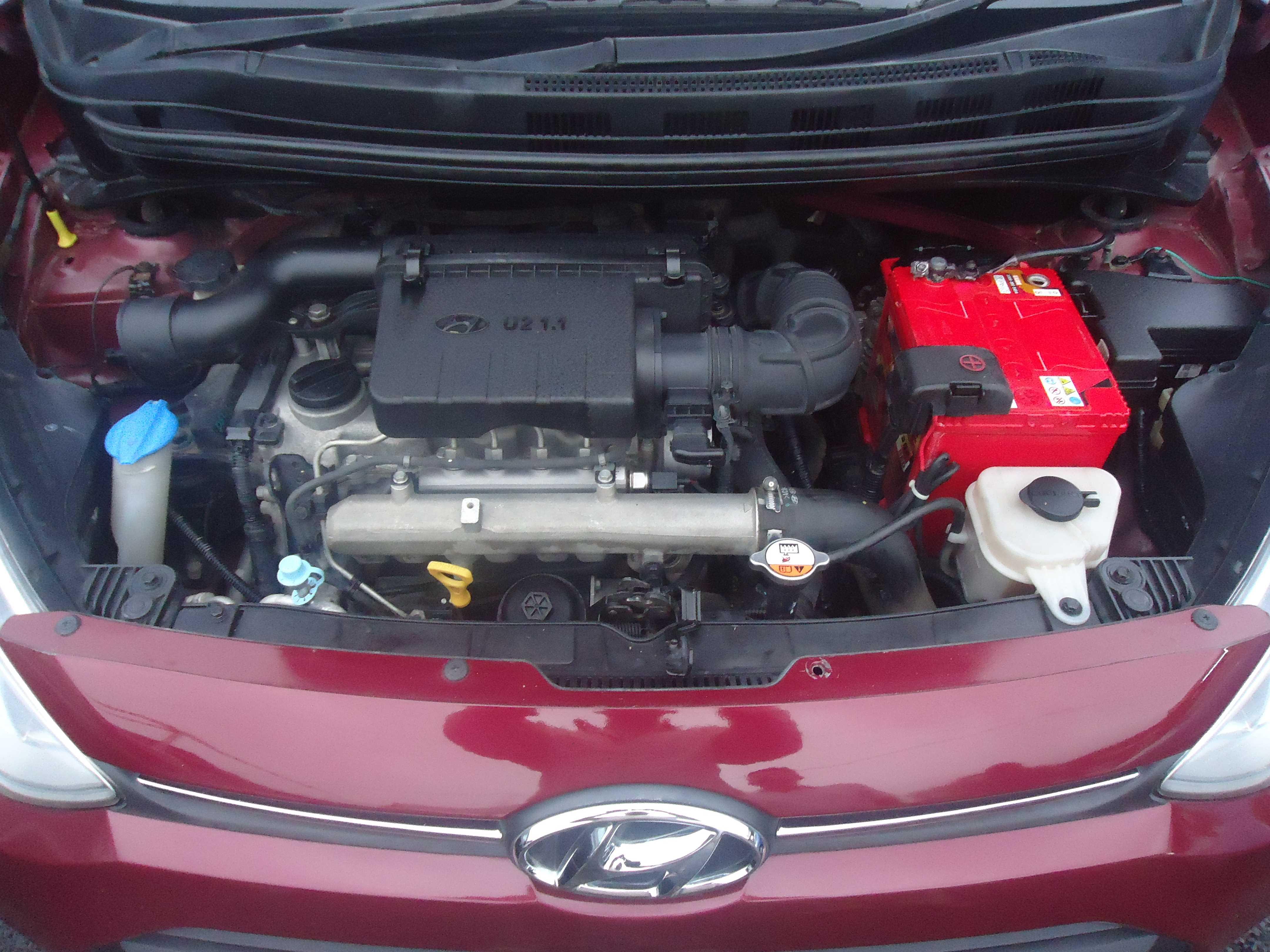 2014 Used Hyundai Grand I10 1.1 CRDI ASTA O