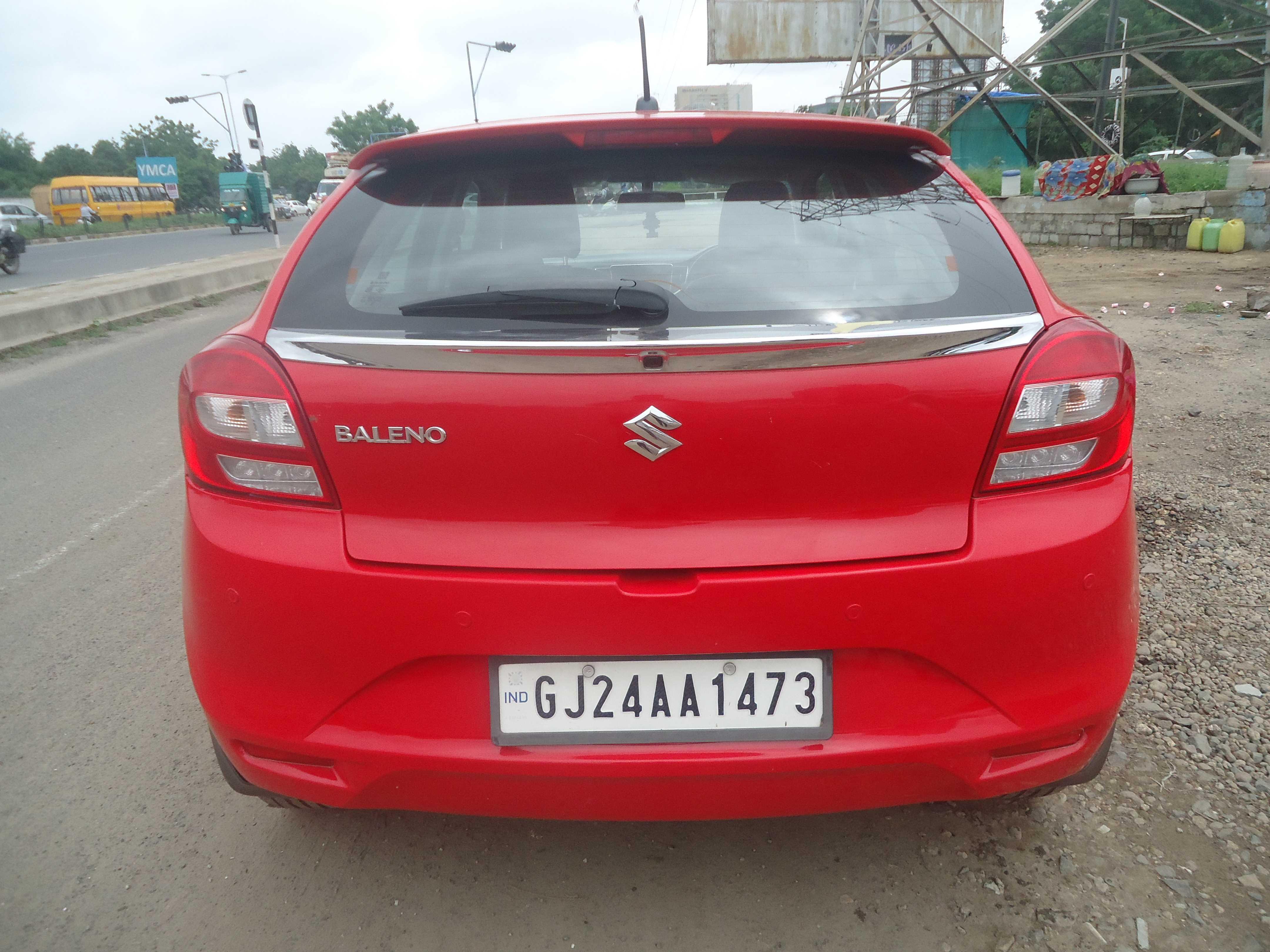 2015 Used Maruti Suzuki Baleno ALPHA (D)
