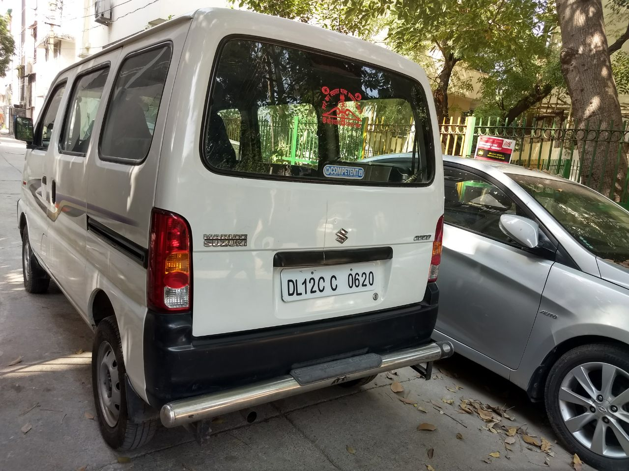 2011 Used Maruti Suzuki Eeco 5 STR WITH AC PLUSHTR