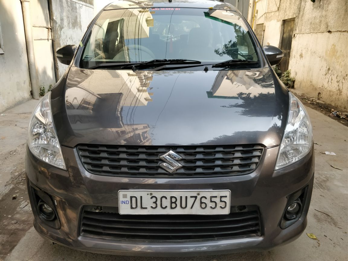 Used Maruti Suzuki Ertiga In Delhi Mahindra First Choice