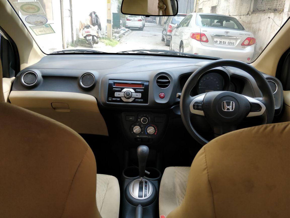 2015 Used Honda Amaze 1.2 SAT I VTEC