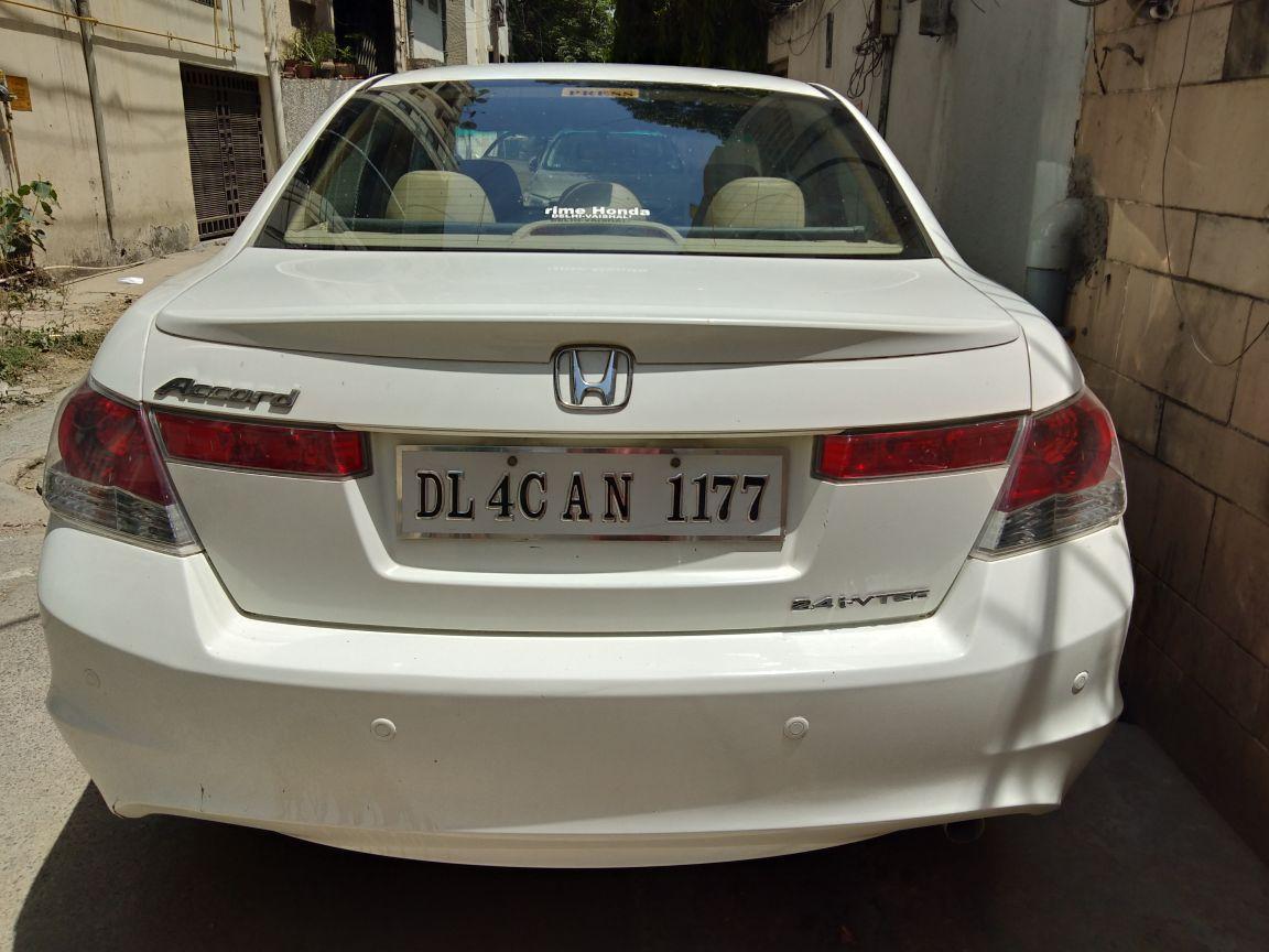 Used Honda Accord In Delhi Used Cars In Delhi Mahindra First