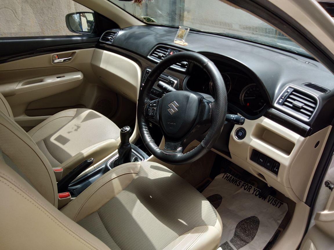 2015 Used Maruti Suzuki Ciaz ZXI MT