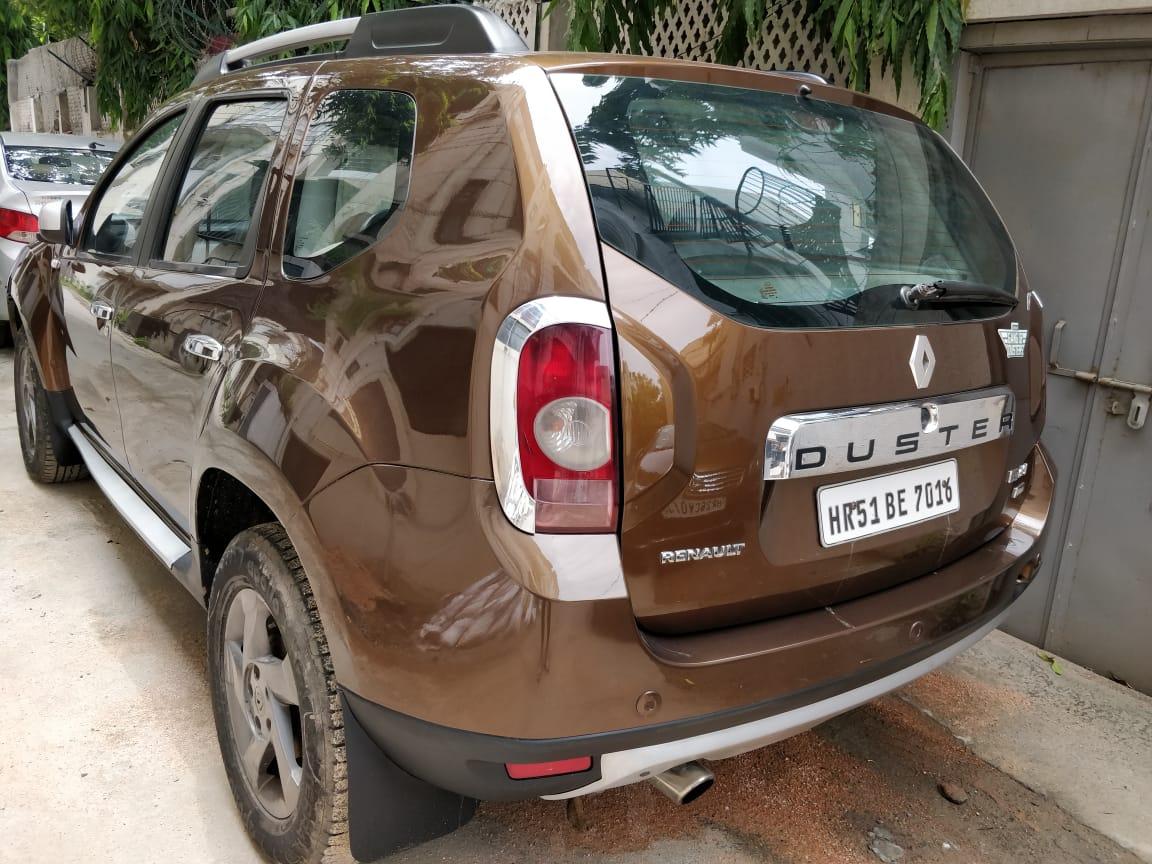 2014 Used Renault Duster RXL DIESEL 110