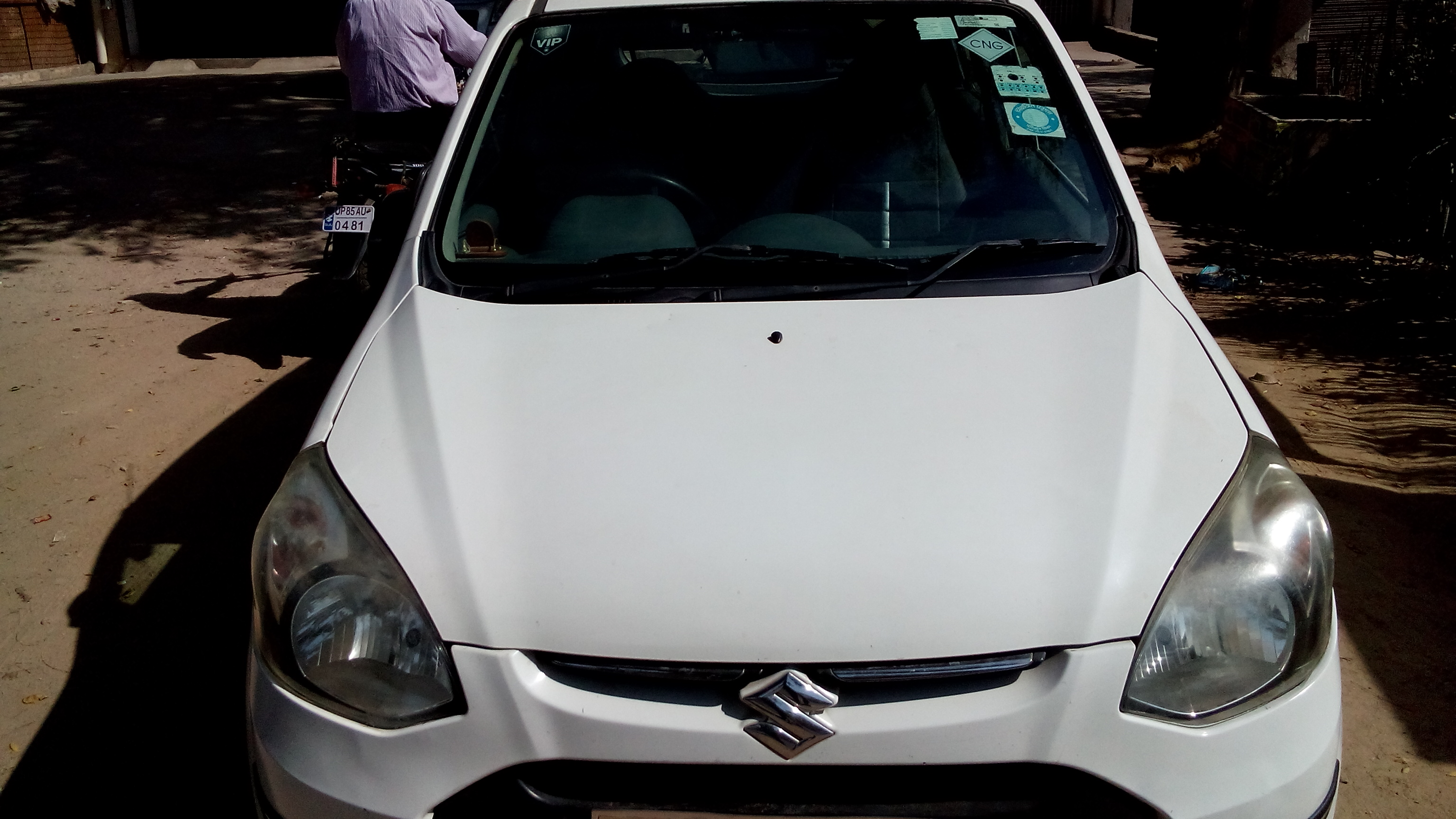 2013 Used Maruti Suzuki Alto 800 LXI CNG