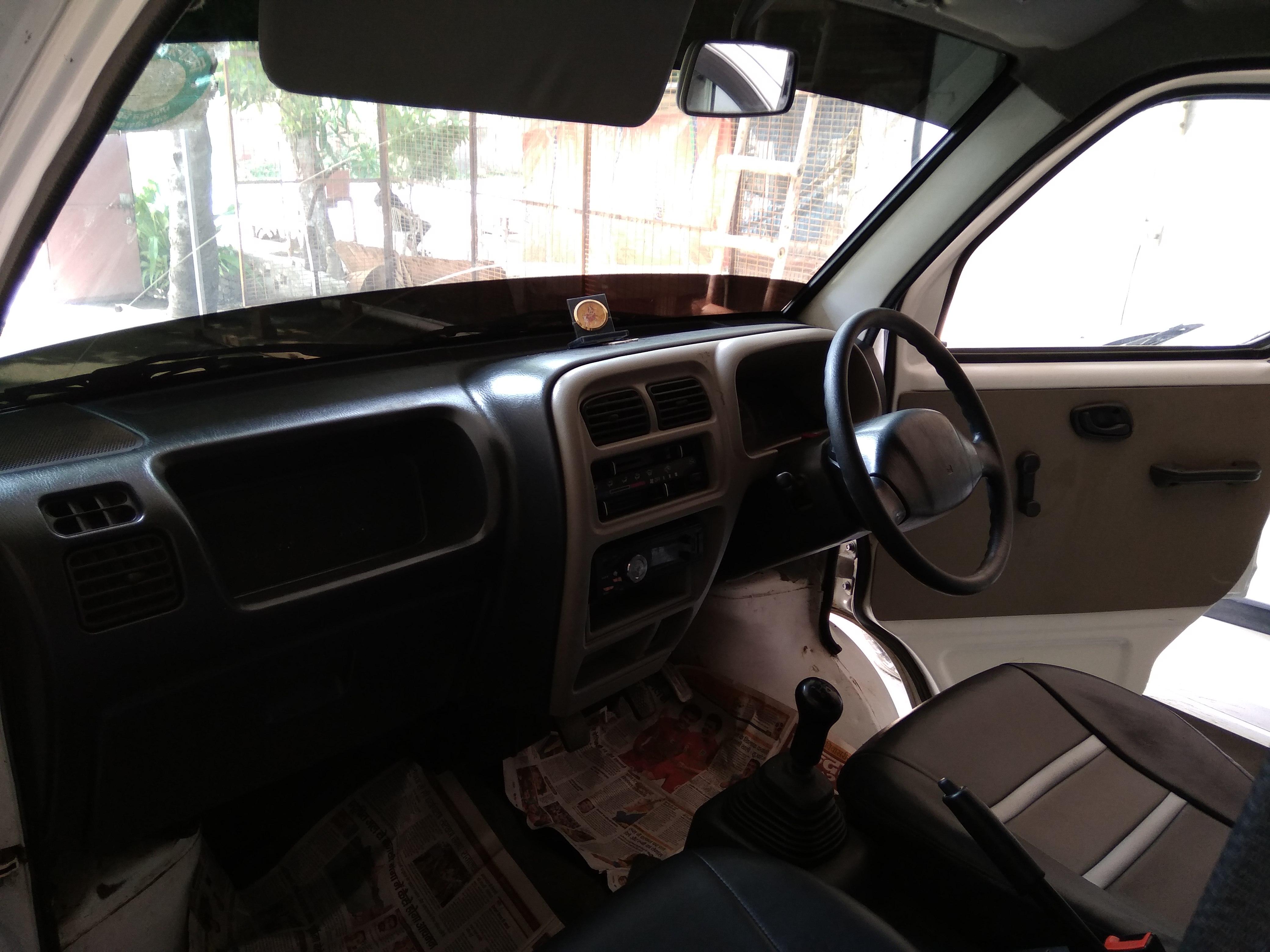 2013 Used Maruti Suzuki Eeco 5 STR CNG WITH AC PLUSHTR