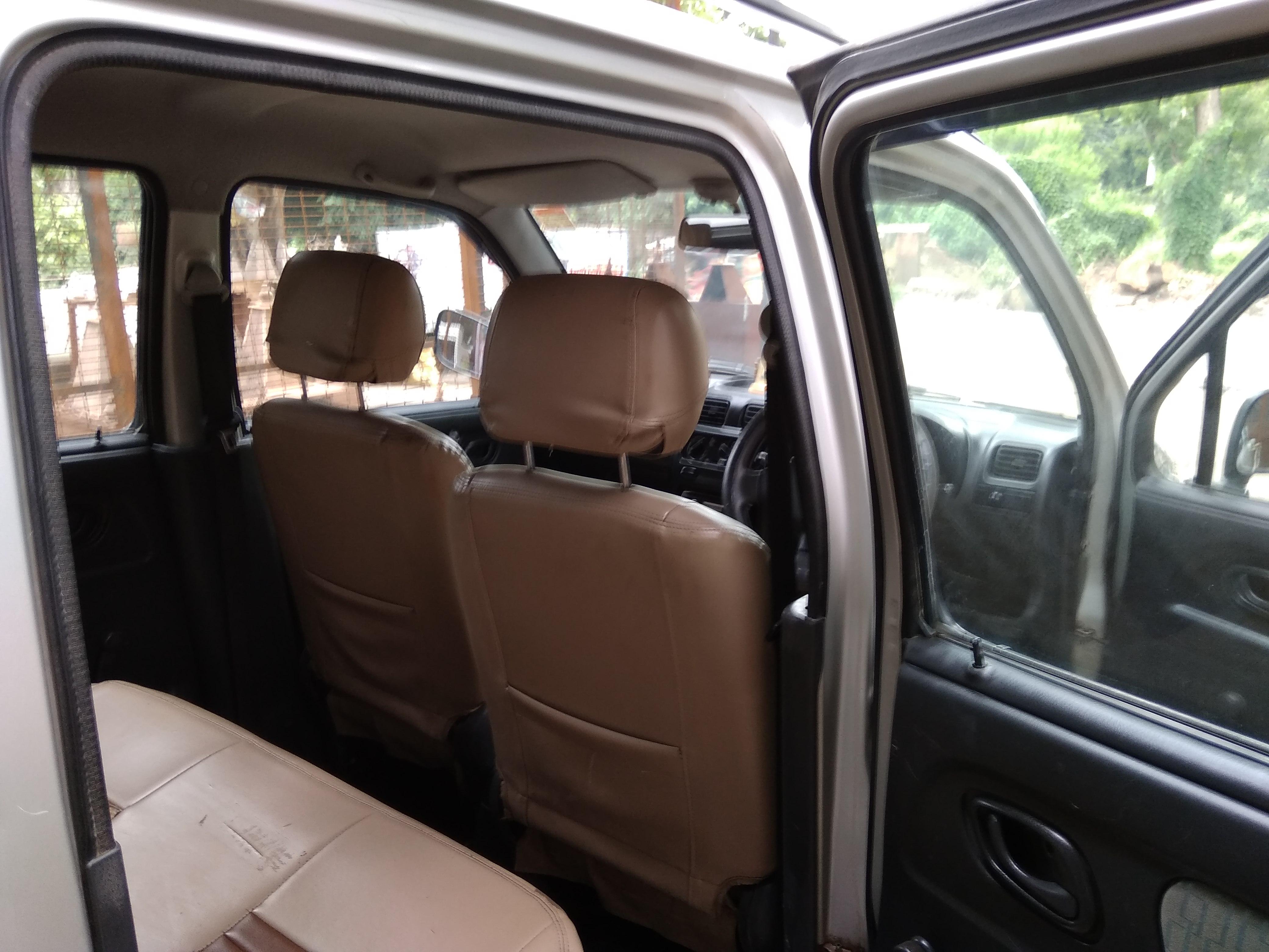 2010 Used Maruti Suzuki Wagon R Duo LXI LPG
