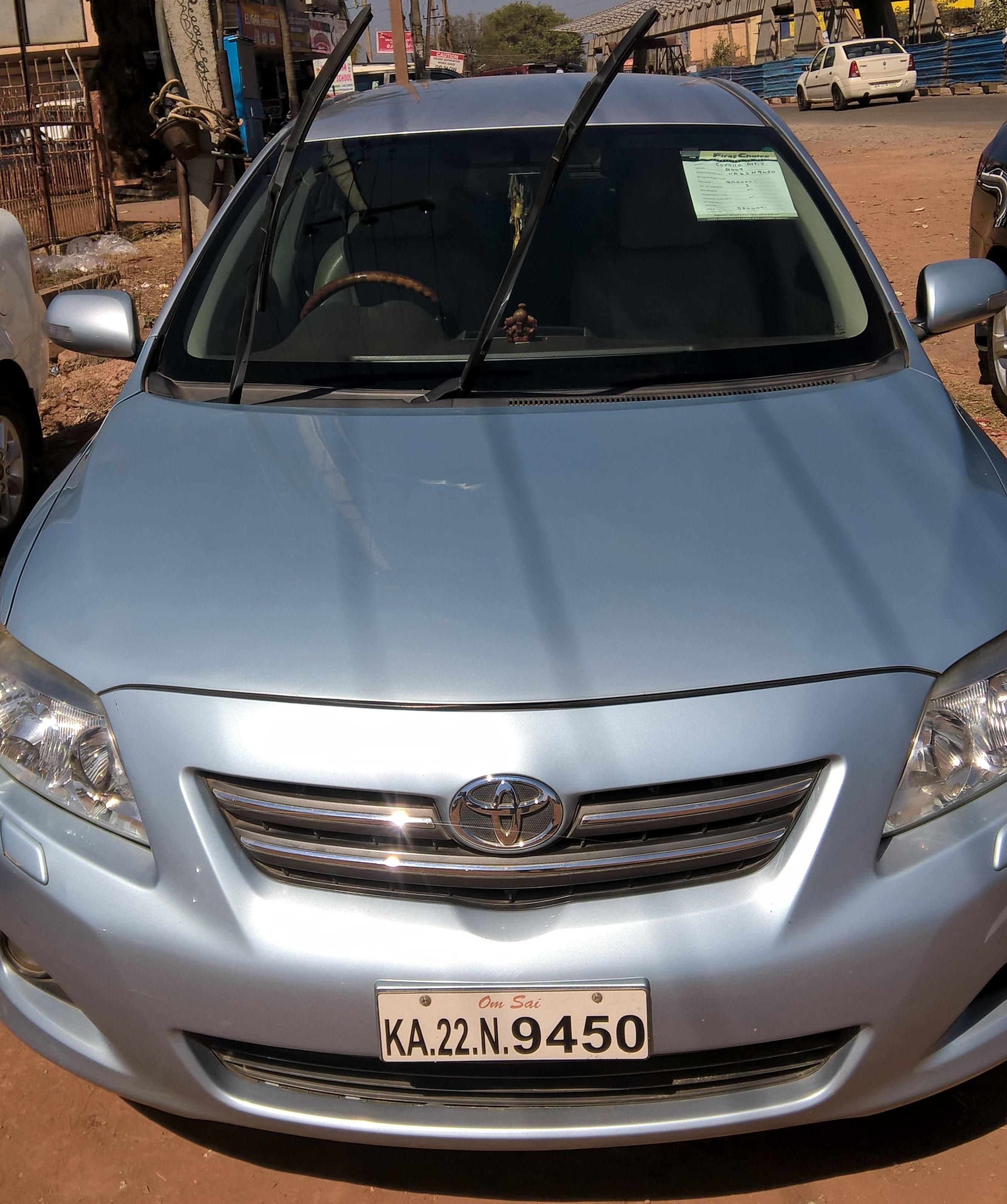 2009 Used Toyota Corolla Altis 1.8 G