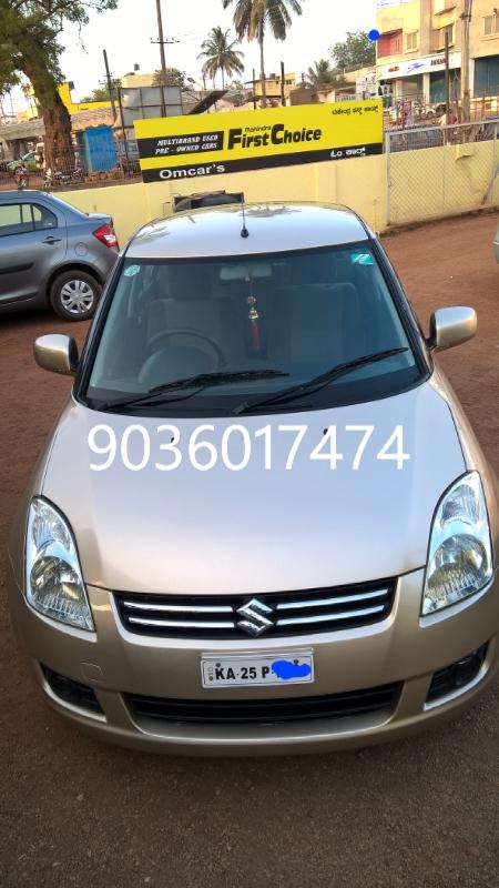 2010 Used Maruti Suzuki Swift Dzire VDI