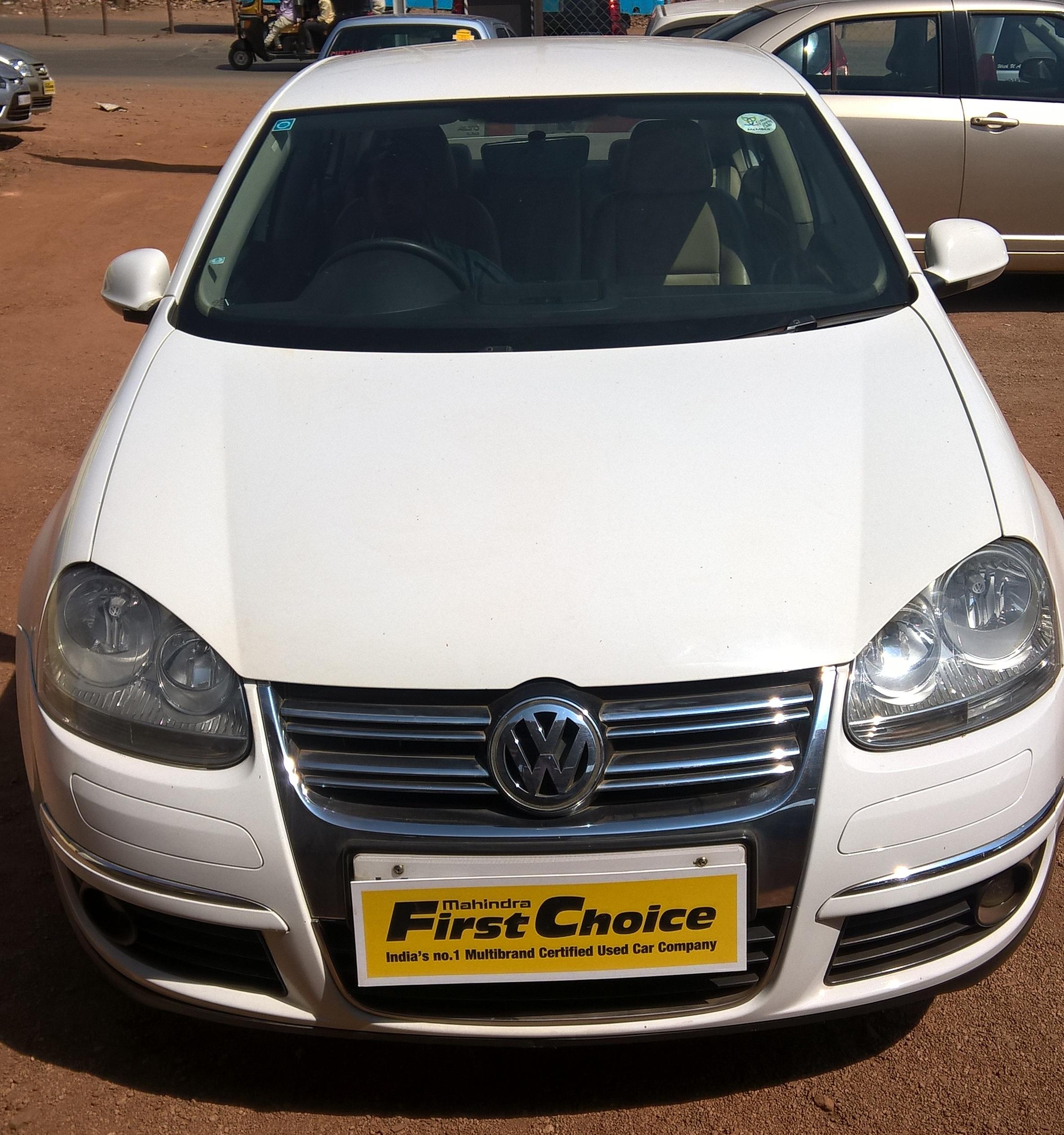 2011 Used Volkswagen Jetta TRENDLINE 1.6