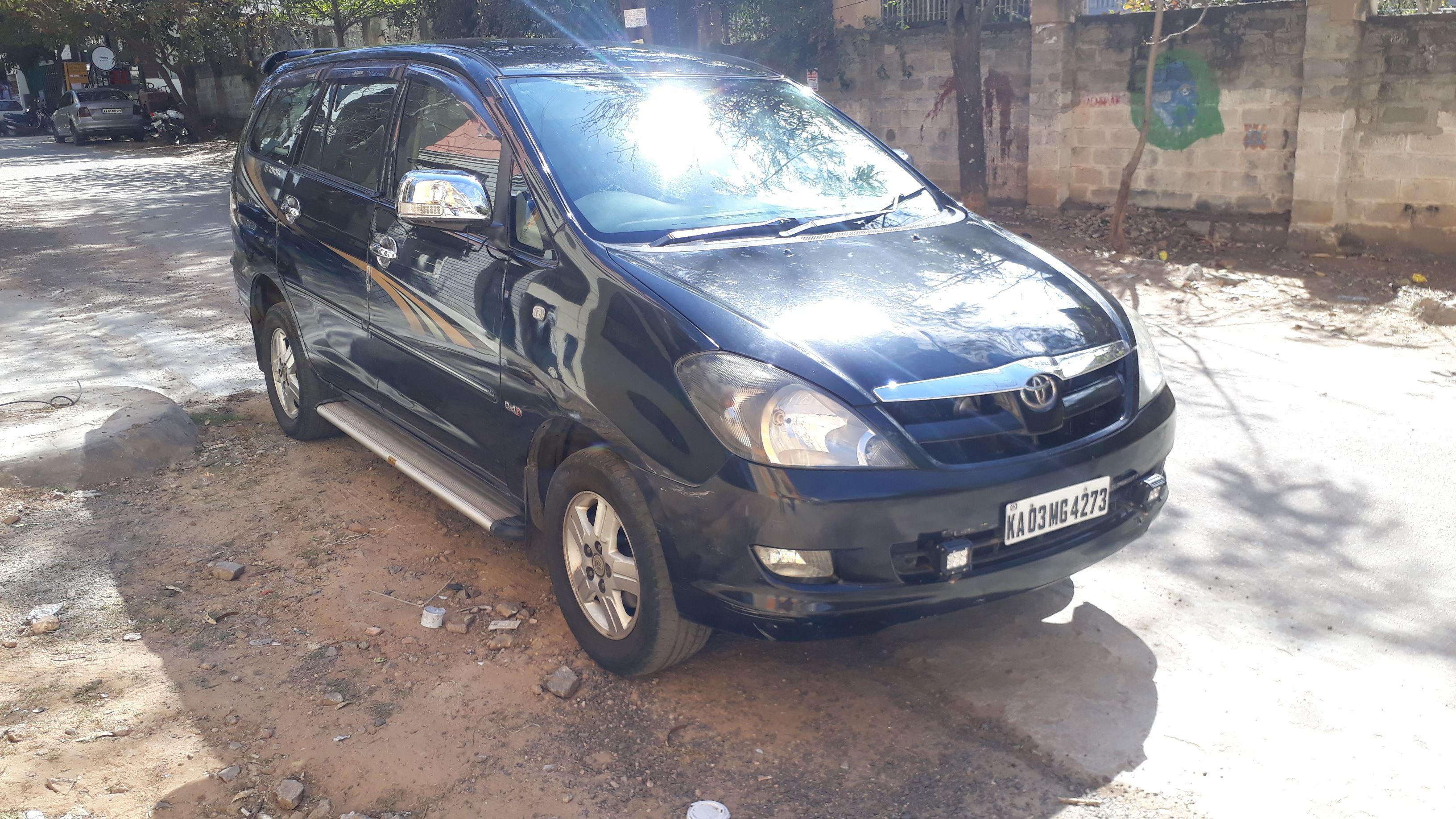 2006 Used Toyota Innova 2.5 V 8 STR