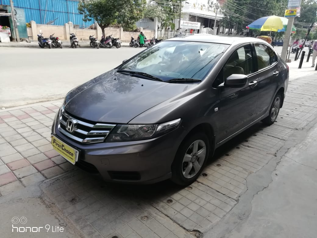 2013 Used HONDA CITY 1.5 S MT