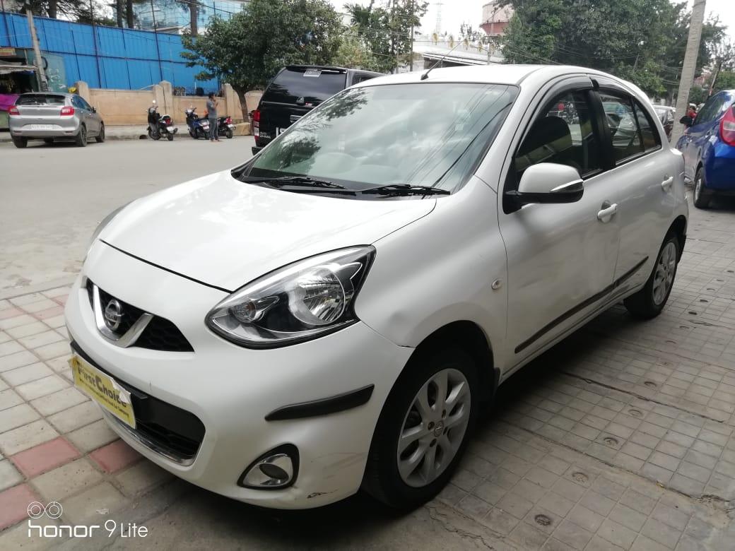 2016 Used Nissan Micra XV CVT