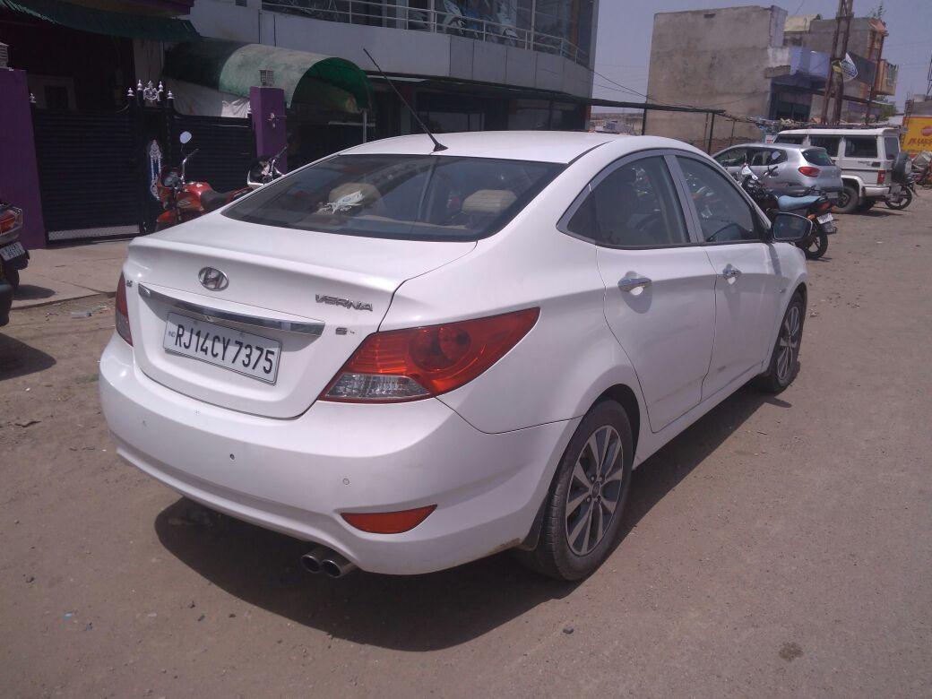 2015 Used Hyundai Verna FLUIDIC 1.6 SX CRDI OPT
