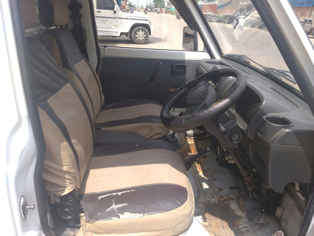 2015 Used Maruti Suzuki Omni 8 SEATER BS IV