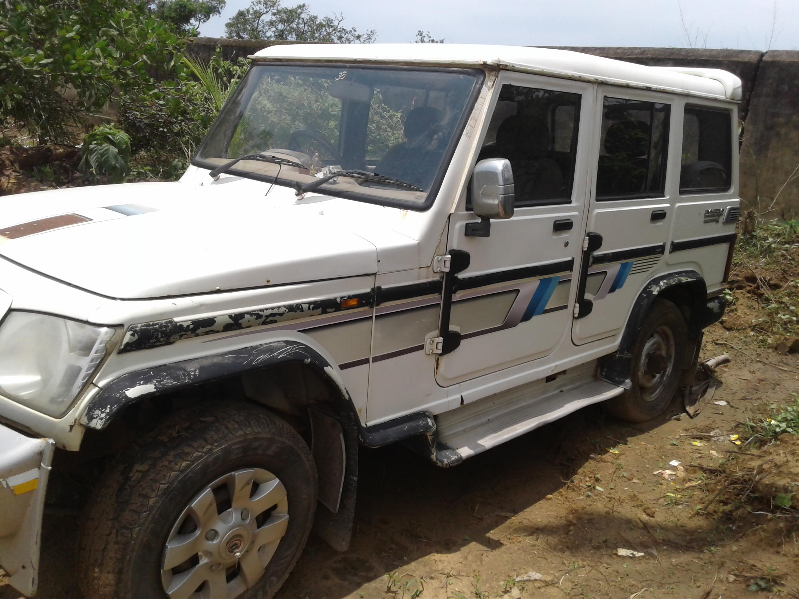 2009 Used Mahindra Bolero XLS 10 STR