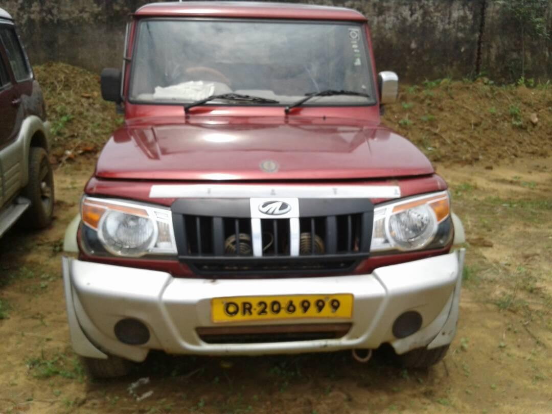2009 Used Mahindra Bolero SLX