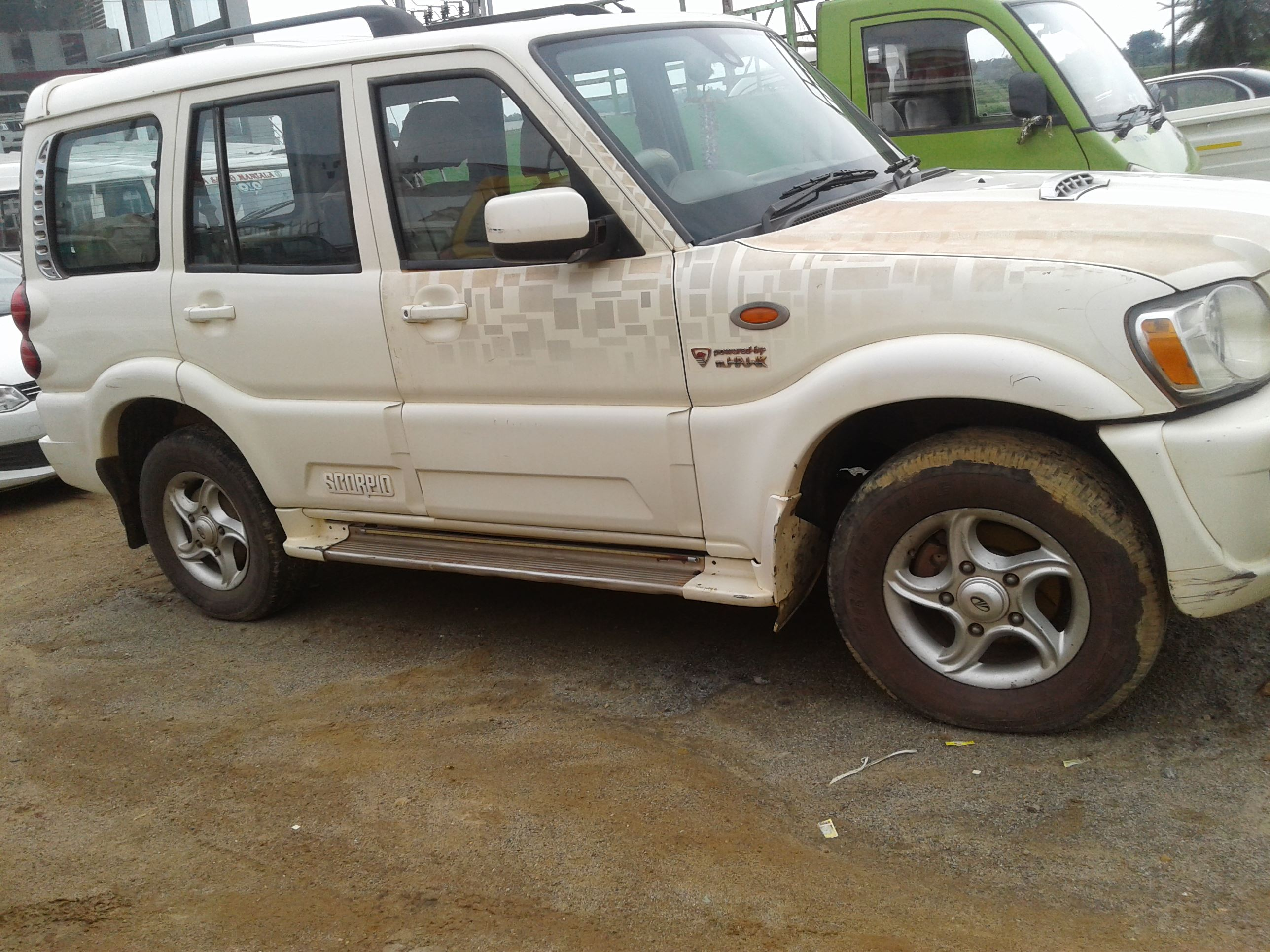 2010 Used Mahindra Scorpio VLX BS III