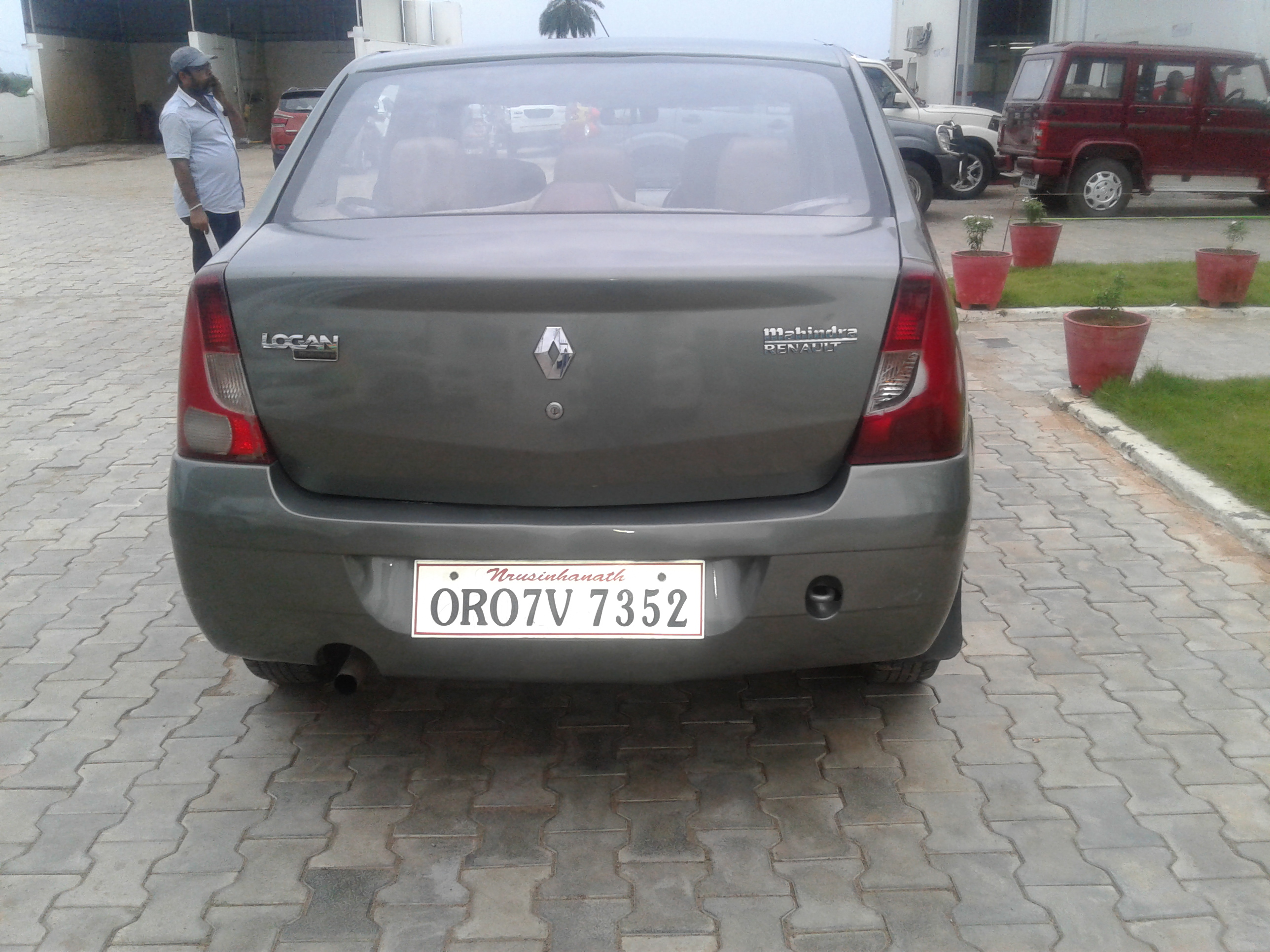 2010 Used Mahindra Renault Logan DLX 1.5 DCI