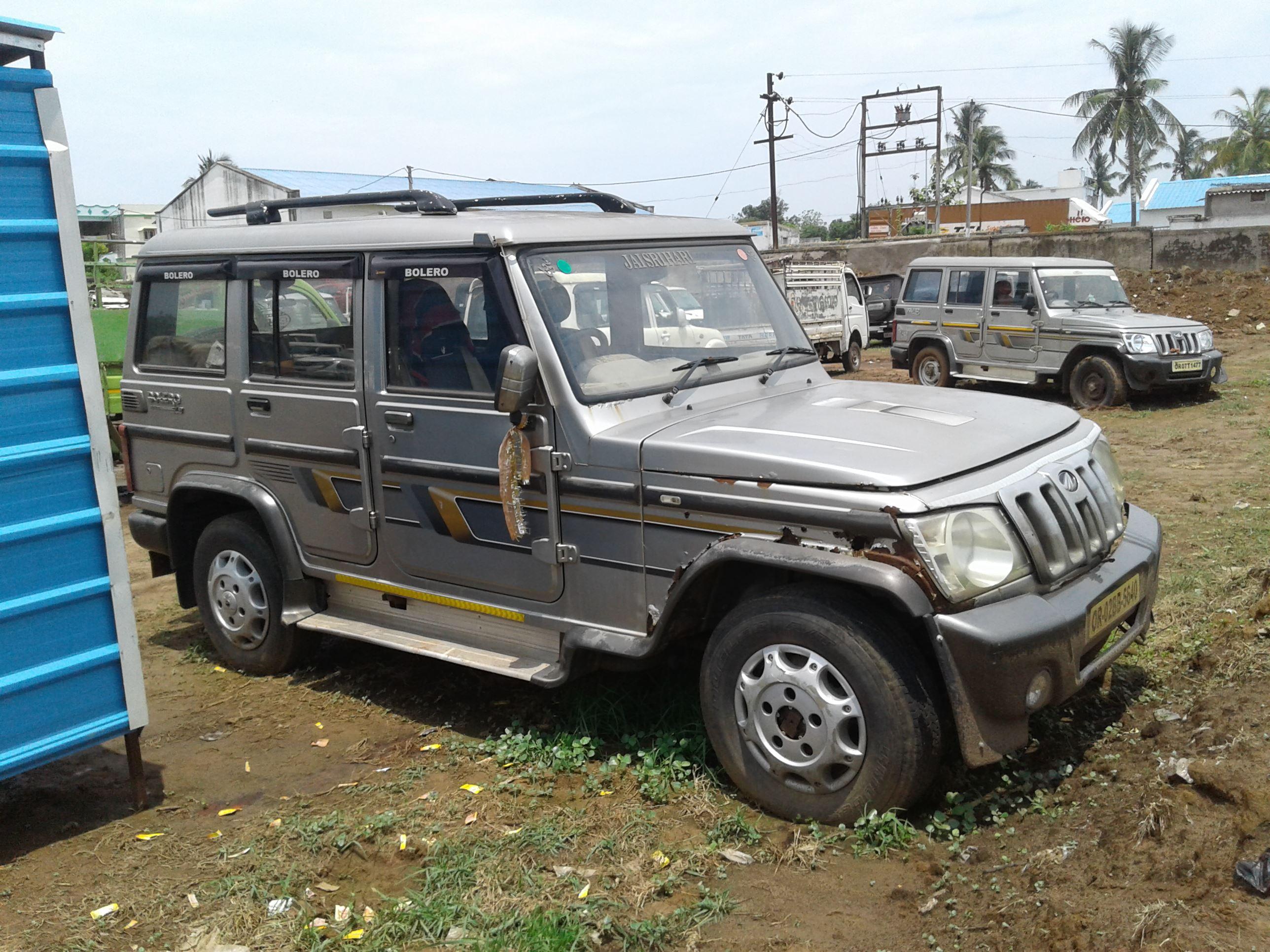 2009 Used Mahindra Bolero XL 7 STR