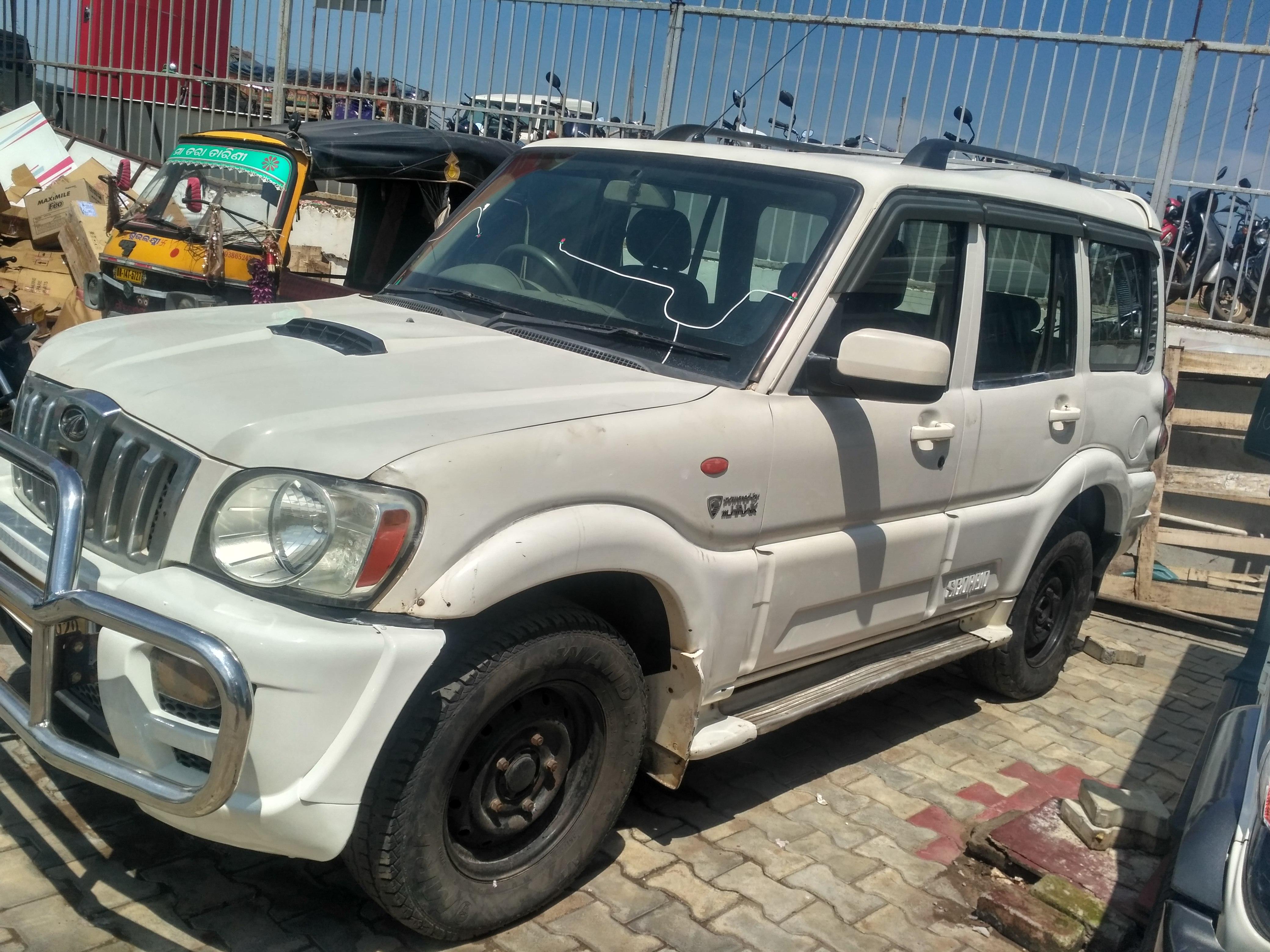 2009 Used Mahindra Scorpio LX BS III