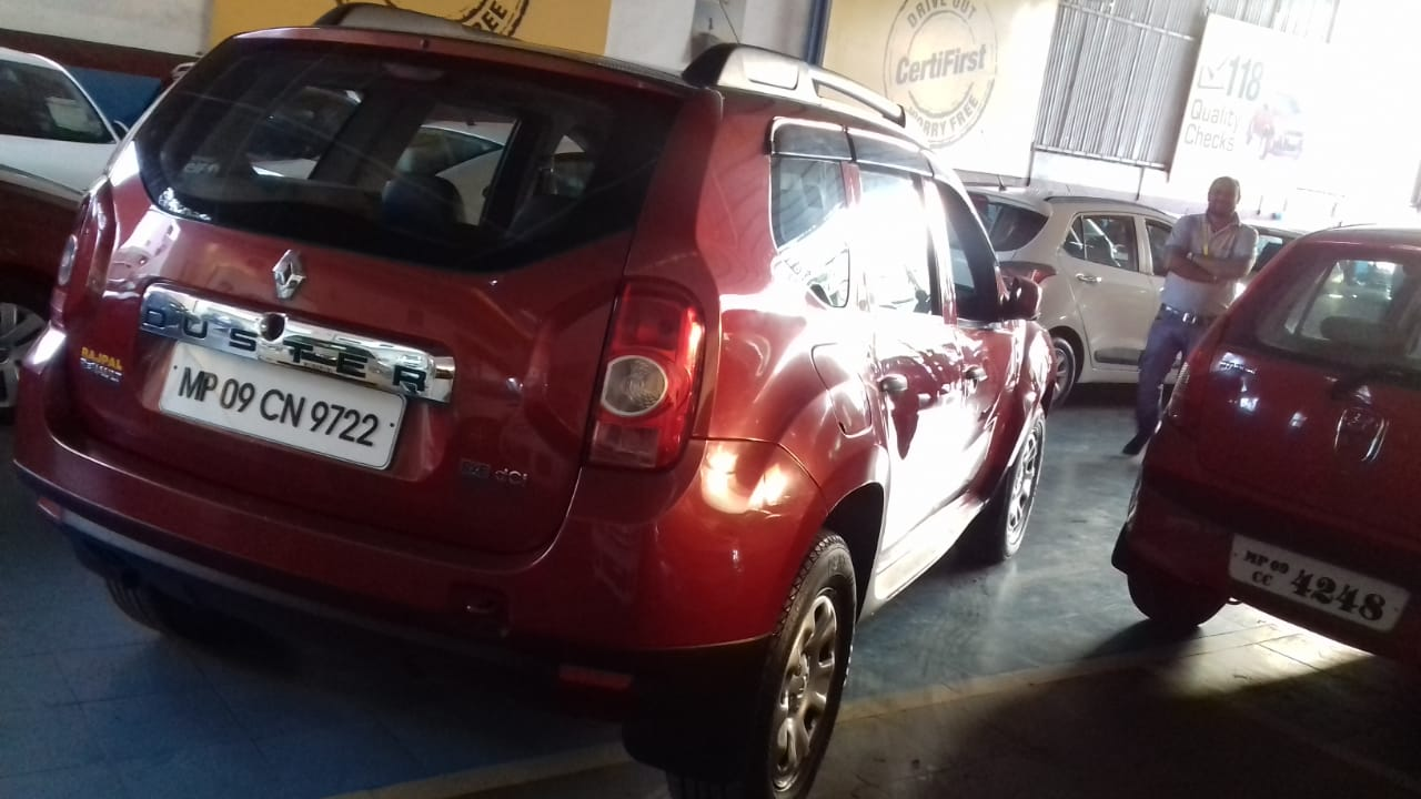 2013 Used Renault Duster RXE