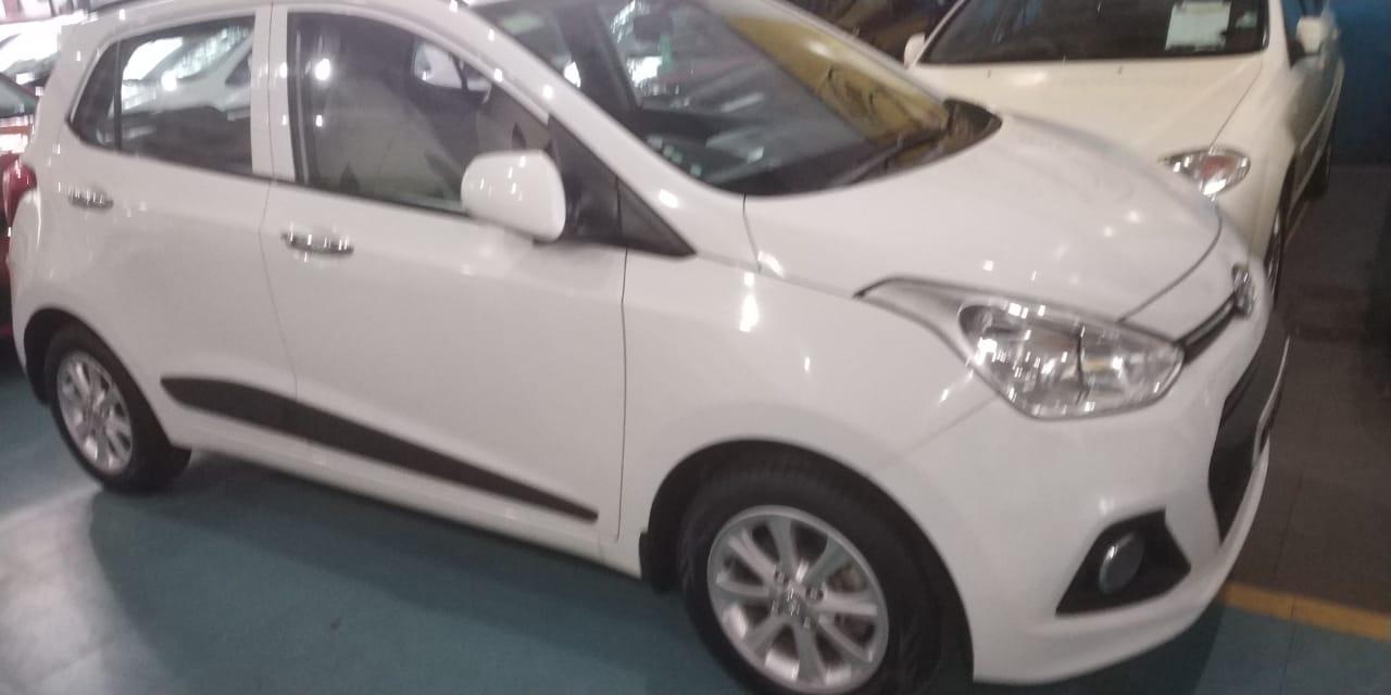 2016 Used Hyundai Grand I10 1.2 KAPPA ASTA