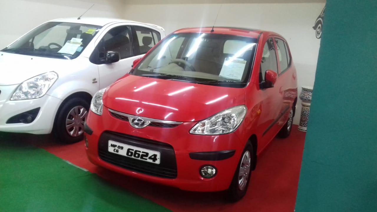 Used Hyundai In Indore Mahindra First Choice