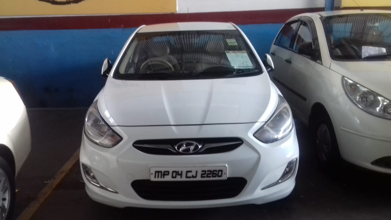 2012 Used Hyundai Verna CRDI 1.6 EX AT