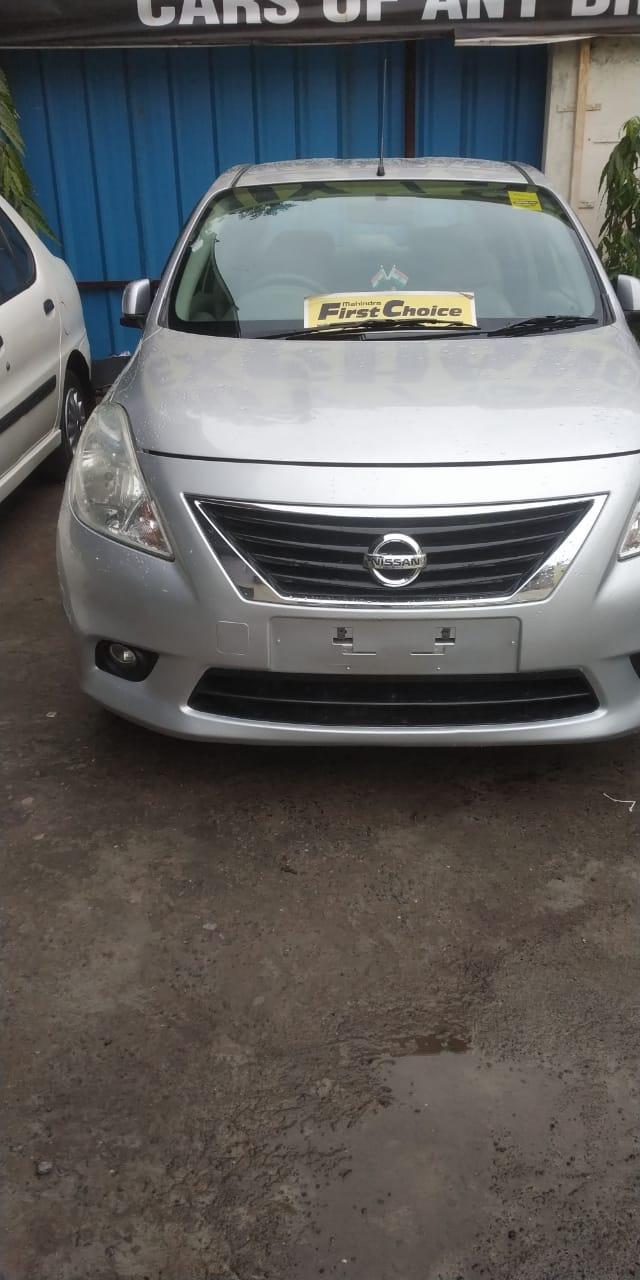 2014 Used Nissan Sunny XV DIESEL