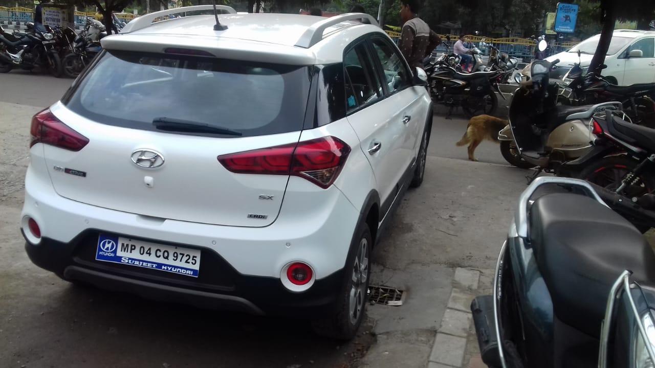 2016 Used Hyundai I20 Active 1.2 SX