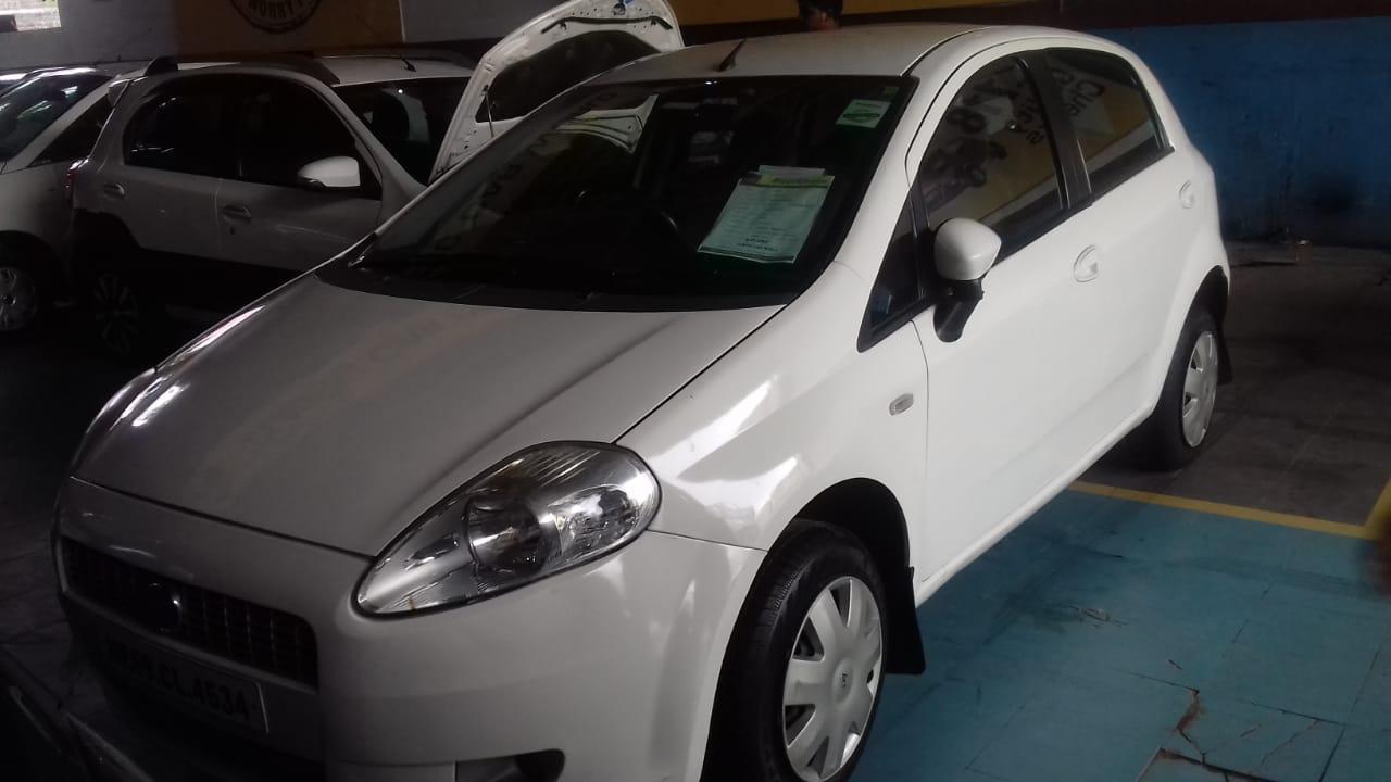 2013 Used Fiat Grand Punto DYNAMIC 1.3