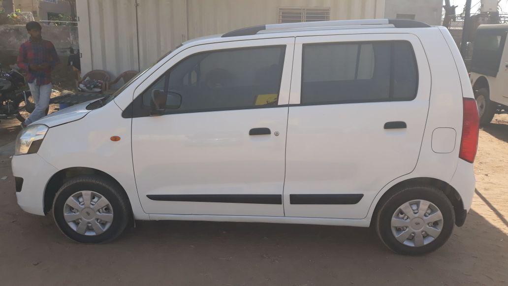 2014 Used Maruti Suzuki Wagon R 1.0 LXI