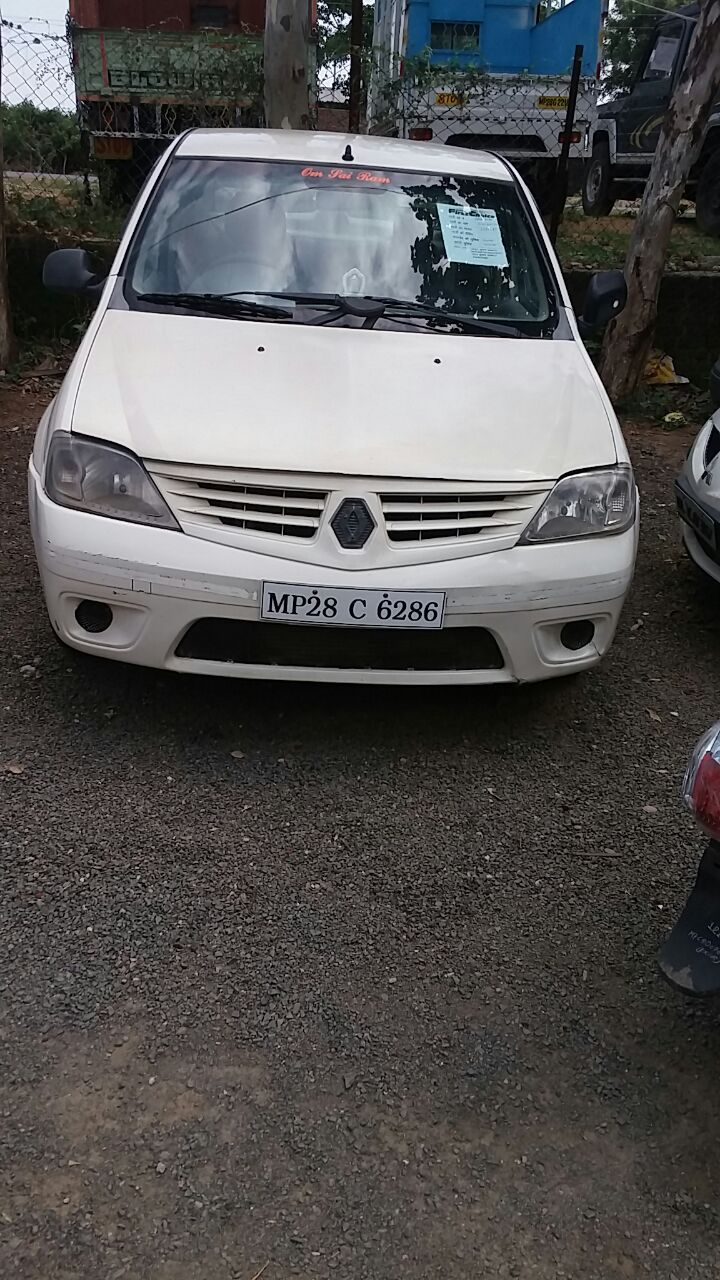 2011 Used Mahindra Renault Logan DLE 1.5 DCI