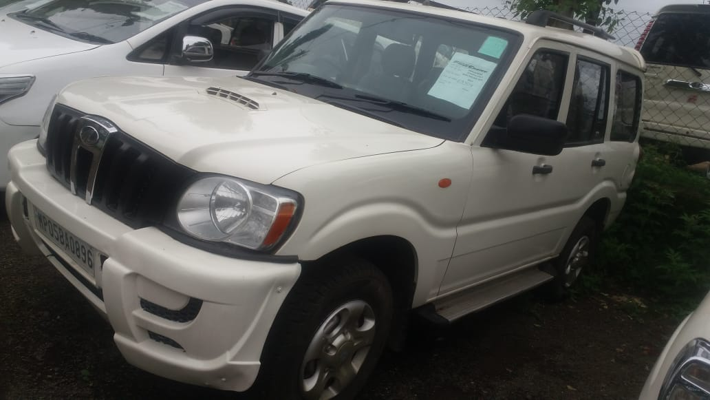 2013 Used Mahindra Scorpio EX