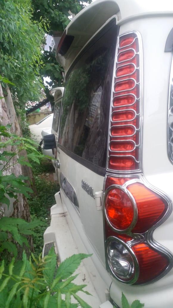 2014 Used Mahindra Scorpio LX BS III